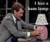 Dave Ham Lamp