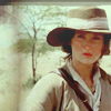 "* Queen Meryl in ""Out of Africa"""