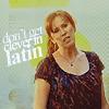 Larissa: Clever in Latin