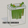 MINE - Fear the shredder