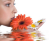girl&flowers