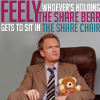 seren_mercury: HIMYM: Share Bear Share Chair