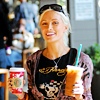 Anne Forsythe: emote - coffee girl