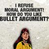 bullet argument!