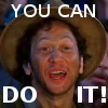 seegrim: You can do it!