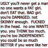 fat, ed, thin, ana