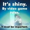 shiney video games