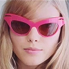 • Lili •: Miss Dior Chérie - lunettes rose