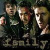I'd Sell My Soul for a Blunt Instrument ...: SPN Family Comes First