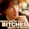 Black Books - bitches dance