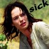 sarah sick