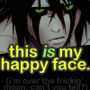 Bleach - Ulqui~orra:HAPPY FACE