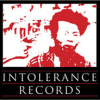 Intolerance Records Logo, Record Label, Akron, ^|SiCk0|^, Ohio