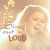 forlove/sweetiejelly: sing out loud
