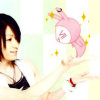 [An Cafe] Teruki + pink bunny