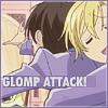 ★r e i l a: [OHSHC] Glomp Attack!