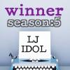 LJ Idol Season 5 Winner
