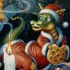 Santa Dragling
