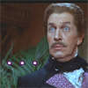 Vincent Price Stunned