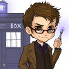 Stephanie Baker: Colour Chibi Doctor
