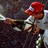 jb spraying champagne