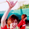 the goddamn batgirl: Chinen ☂ hell yeah