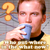 Star Trek:TOS - What? Where? Kirk's Conf