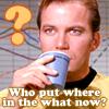 Star Trek:TOS - What? Where? Kirk's Conf