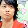 Arashi ☂ Sho is pouting