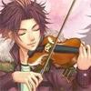 Kin Iro no Corda: Kiriya Etou playing vi