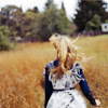 the love song of j. aimee prufrocke: lovely | we walked in fields of gold