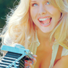 Shonaille: Kristin Bell Sunshine in a smile