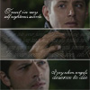 Shonaille: Dean and Castiel 4x03 Moment of Compassi