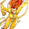 iris west ii, kingdom flash