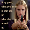 criminal minds jj hit what she aimed at