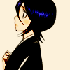 never give up!  ৵  never surrender!: (bleach) rukia r-really?