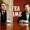 loUK - tea time