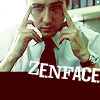 fight club - zen face