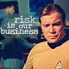 Little Red: trek - kirk risk - positronika
