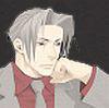 Miles Edgeworth, Professeur de Loi: Grey Suit