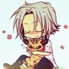 Lossë: tsundere cuddles