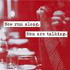 Men are talking
