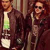 Taylor Lautner & Kristen Stewart