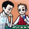 My Fic Icons - Chibi Tony & Ezra