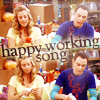 Angela: Happy Working Song