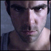 Tiptoe39: sylar intense gaze