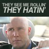 I am never merry when I hear sweet music: Smallville: Lex: they hatin'