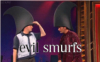 whose line is it anyway, smurfs, evil