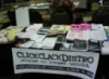 richmond zine fest table
