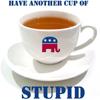 stupid teabagger